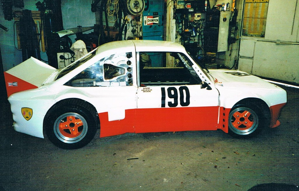 Original Hillman Imp bodywork