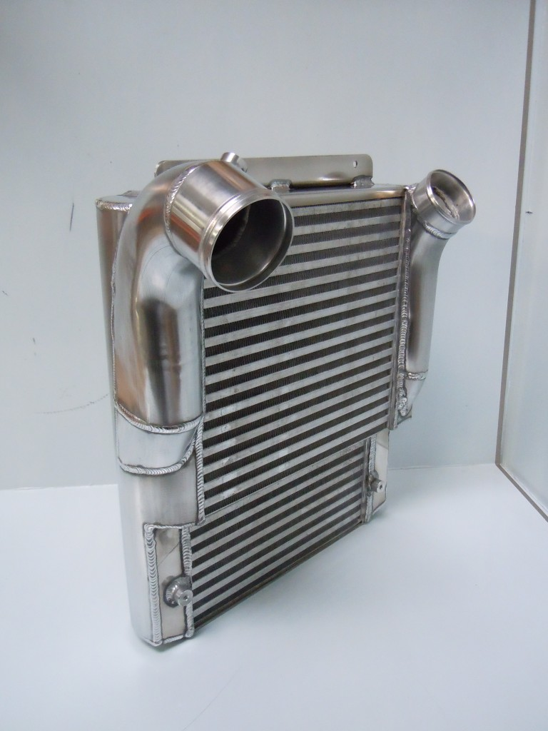 Stepped Intercooler