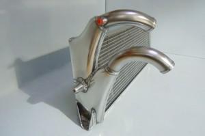Alfa 33 Aluminium Radiator