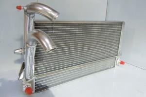 Alfa 33 Aluminium Radiator and Oil Cooler