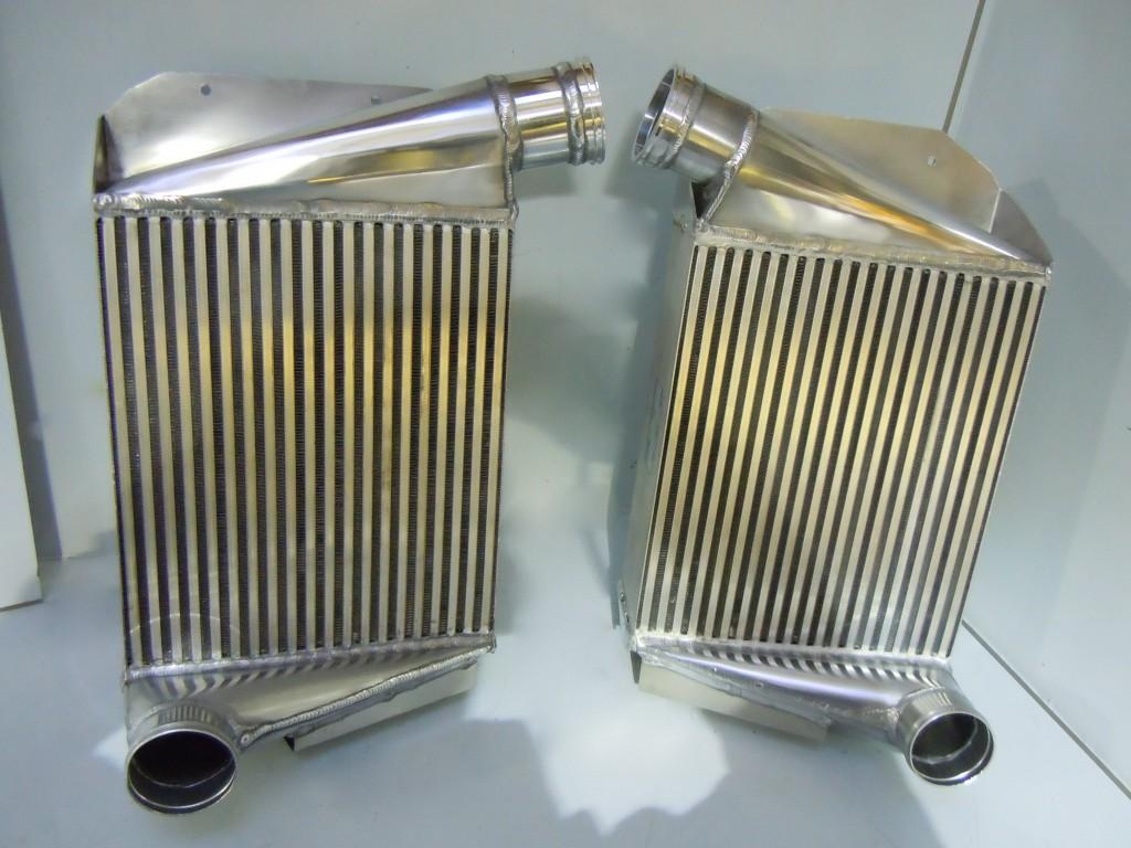 Merc C11 Intercoolers