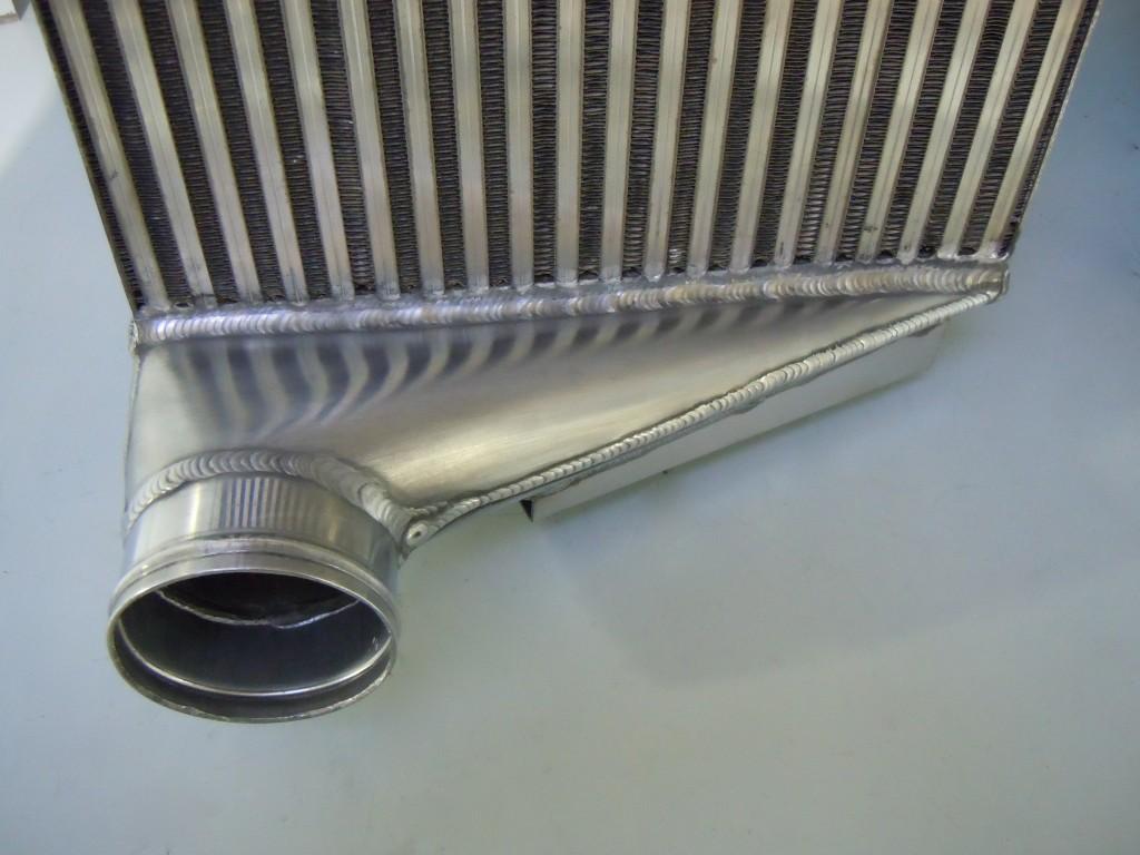 Mercedes-Benz (Sauber) C11 Intercoolers