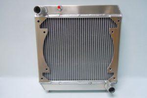 Morgan radiator