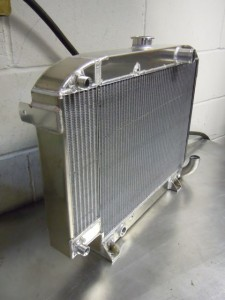 Lancia Aurelia Radiator Aluminium Radiator