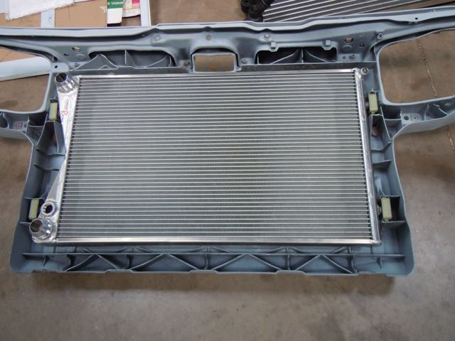 GOLF ALUMINIUM RADIATOR