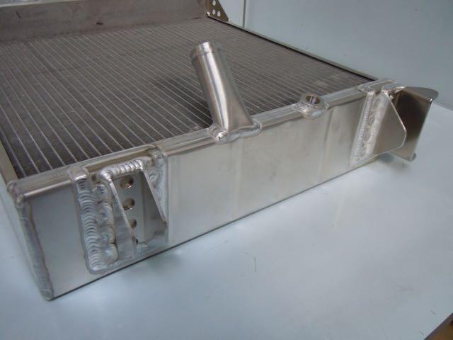 Ferarri 195 Aluminium Radiator