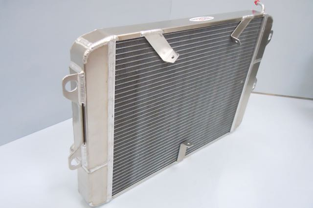 Sunbeam Tiger Radiator Triple Pass  £380 Plus VAT (£420 with fan mount)