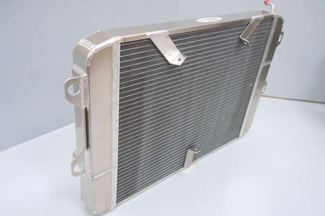 Sunbeam Tiger Radiator Triple Pass  £380 Plus VAT (£420 with fan mount)