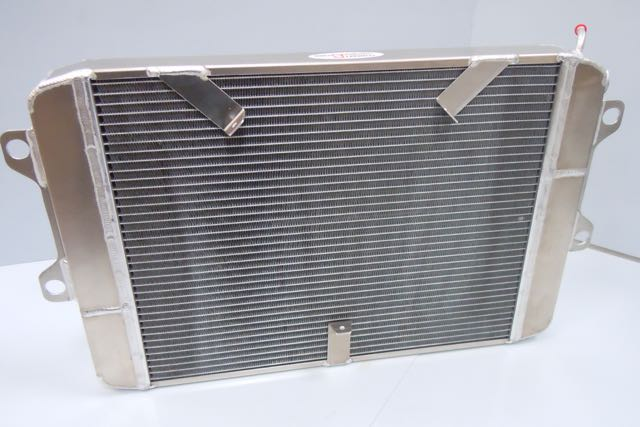 Concept Racing Sunbeam Tiger Radiator with fan mounts for Spal Fan Extra £40 ex VAT