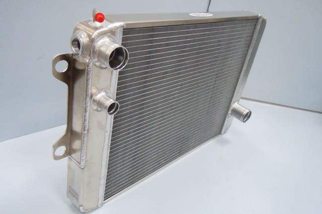 Sunbeam Tiger Radiator Single Pass  £350 Plus VAT (£390 with fan mount)